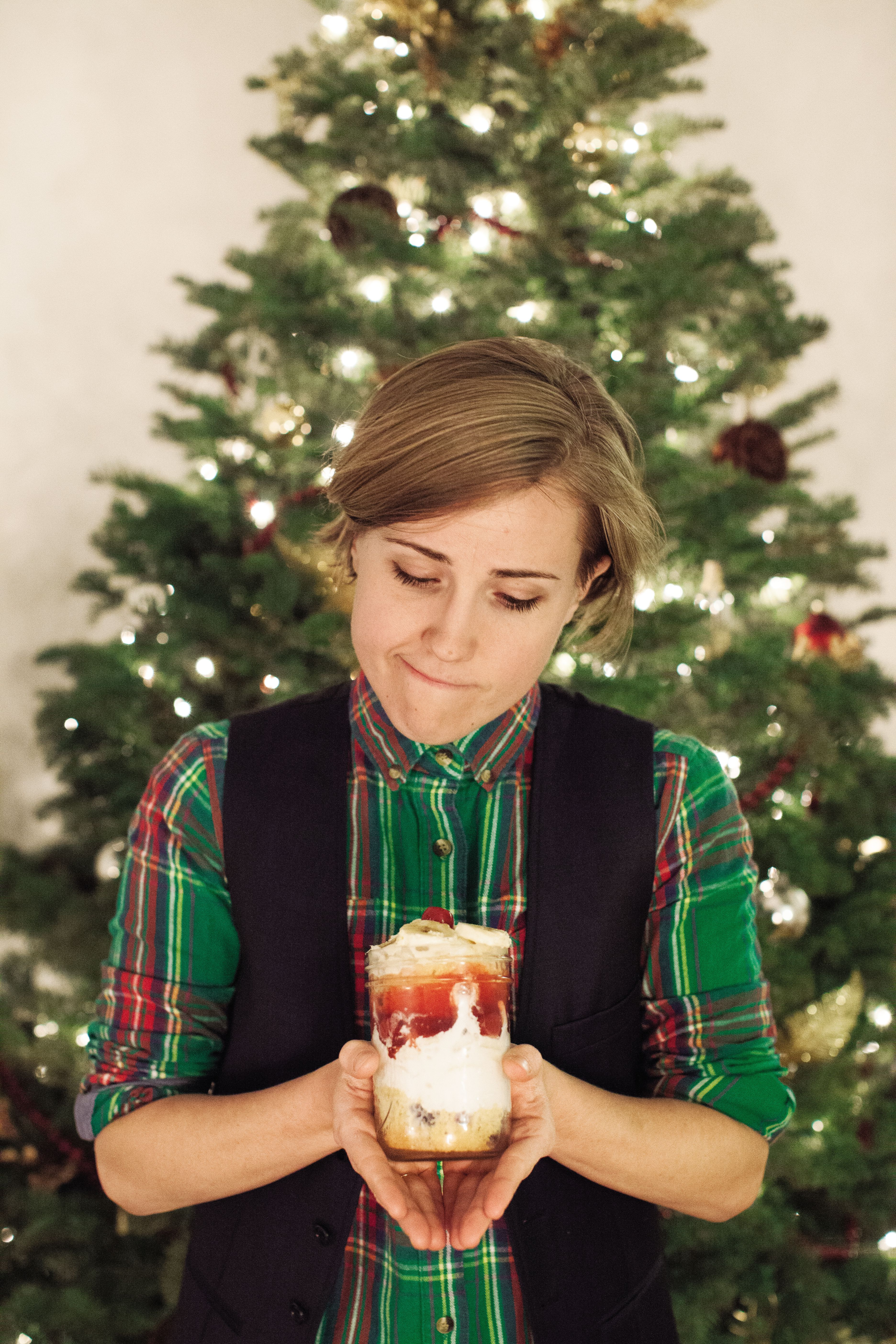 Trifle from My Drunk Kitchen by Hannah Hart | The Secret Ingredient