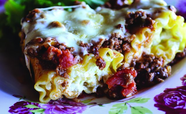 Lasagna Roll-Ups from The Pioneer Woman Cooks by Ree Drummond | The ...
