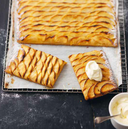 french-apple-tart