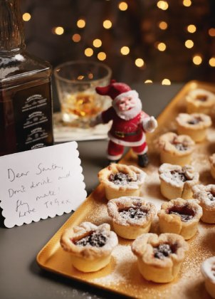 whiskey-mince-pies
