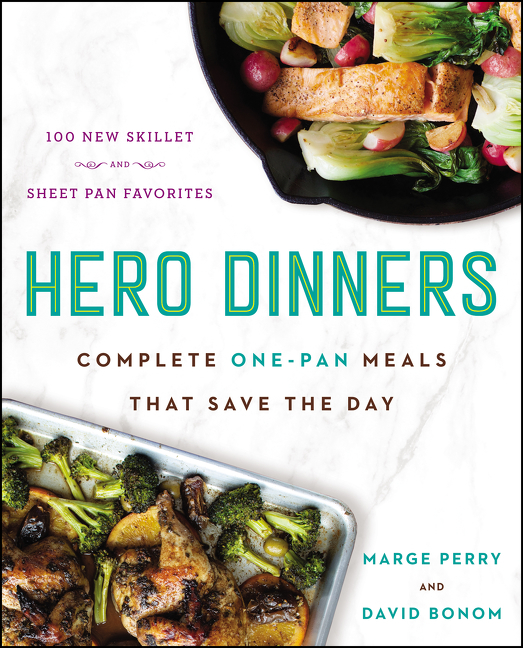 HERO DINNERS Cover